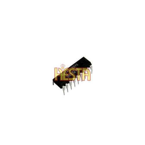 Integrated Circuit NPC SM5124A CB Radio Frequency Synthesis Circuits