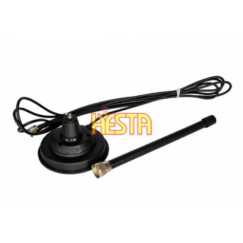Antena samochodowa VHF/LB typ λ/2 na 48 MHz