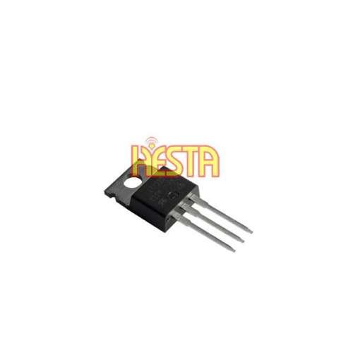 Tranzystor IRF520 MOSFET 60W, 100V, 9,2A - Końcówka mocy do cb radia