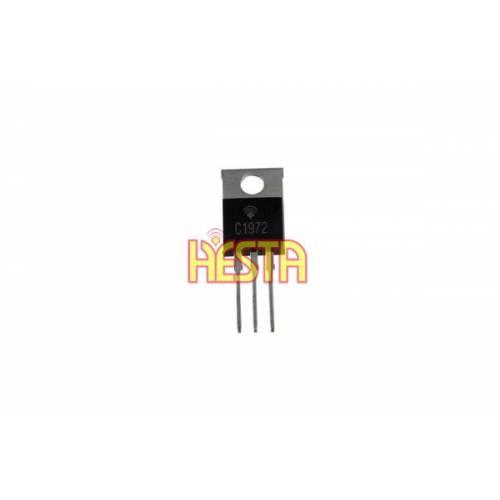 Transistor 2SC1972 - HF-Leistungsverstärker