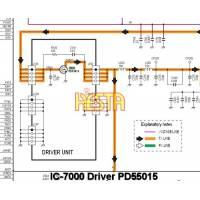 Tranzystor (driver) w.cz PD55015