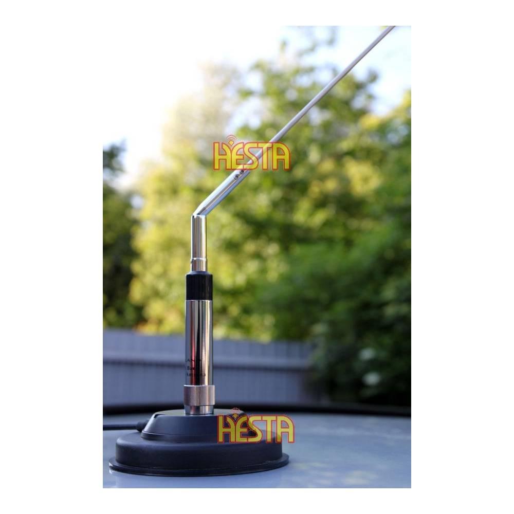 Midland NR-770R – car mobile antenna dual band 2m / 70cm VHF/UHF