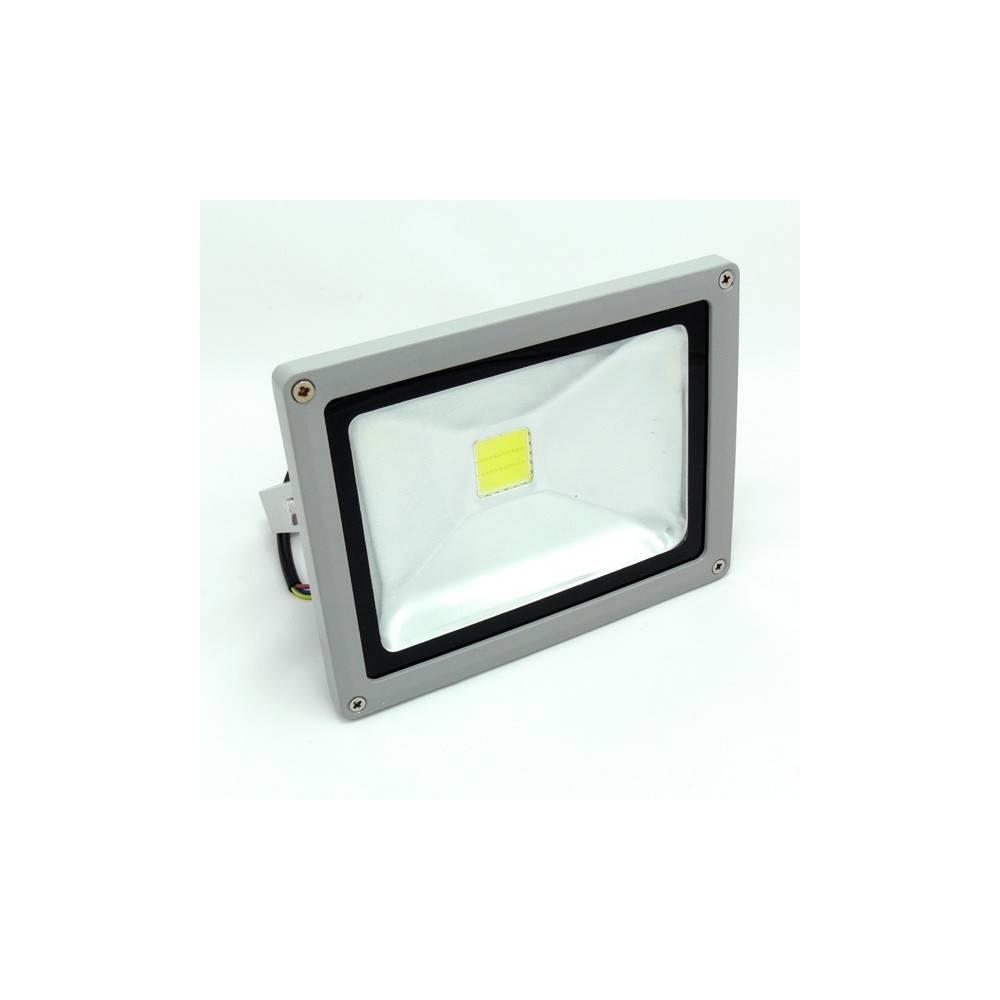 Projecteur Extérieur Led 20w Halogène Blanc Froid P U H Hesta