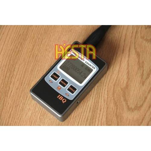 Portable Frequency Counter IBQ 2006 St for 2 Way Radio 10Hz – 2,6GHz