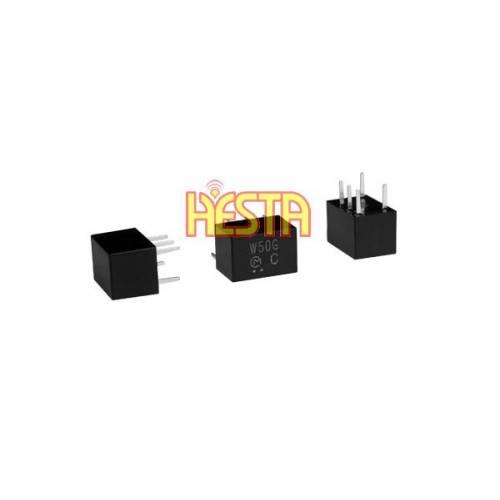 Filtr ceramiczny 450G muRata 450kHz typ CFWLB450KGFA