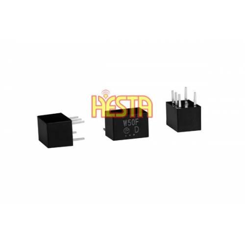 Filtr ceramiczny 450F muRata 450kHz typ CFWLB450KFFA