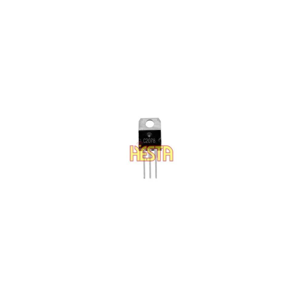 2sc2078 transistor rf power amplifier for cb radio p u h hesta. Black Bedroom Furniture Sets. Home Design Ideas