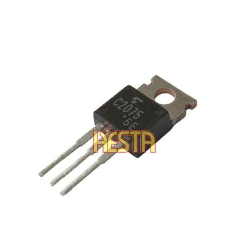 2SC2075 - Toshiba Transistor HF-Leistungsverstärker