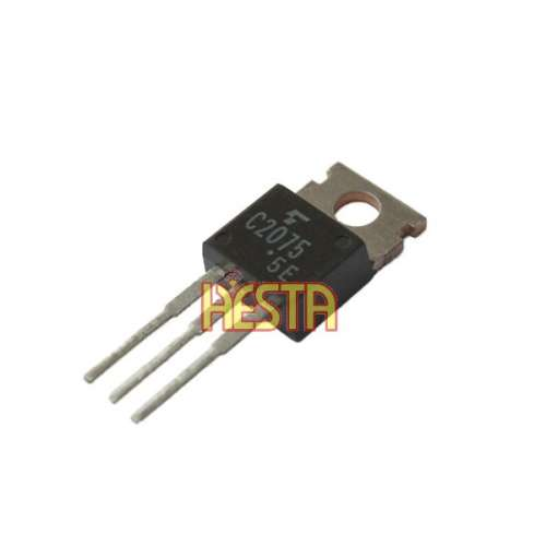 2SC2075 - Toshiba Transistor RF Power Amplifier
