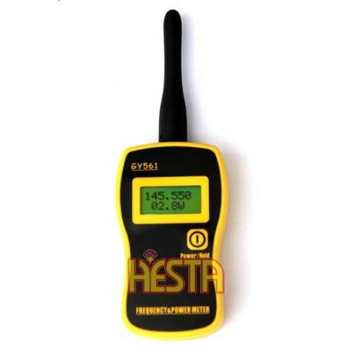 Частотомер + измеритель мощности GY561 с рабочим диапазоном от 1 МГц до 2,4 ГГц