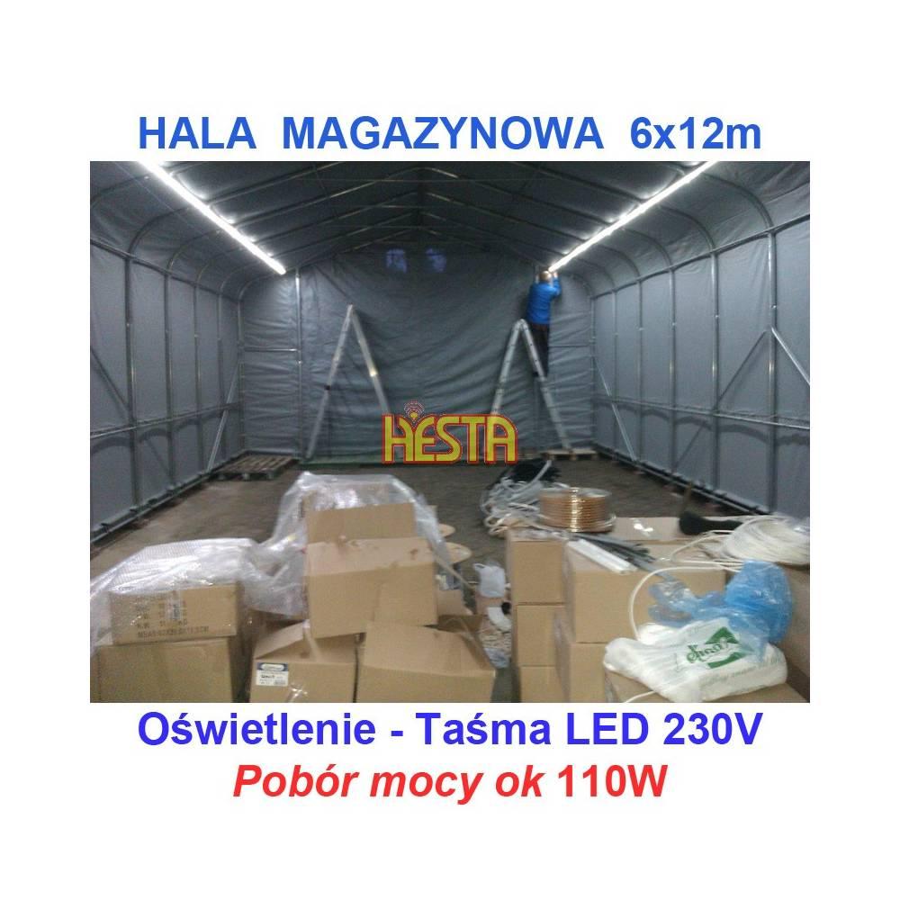 Projektowanie I Montaż Oświetlenia Led Puh Hesta