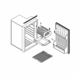 Spare parts to refrigerator IndelB