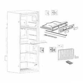 Spare parts to Electrolux refrigerator