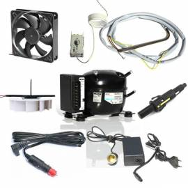 Accessories and spare parts to rv camping refrigerators