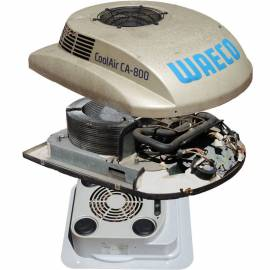 Spare parts to air conditioning Waeco