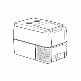Waeco - CCF 35 - Teile für tragbare Kompressor-Kühlbox