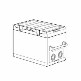 Waeco - CF110 - części lodówki