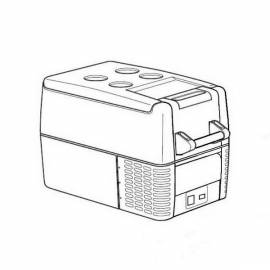 Waeco - CF35 - spare parts of fridge