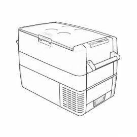 Waeco - CF50 - części lodówki