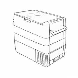 Waeco - CF60 - części lodówki