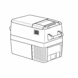Waeco - CF32UP - części lodówki