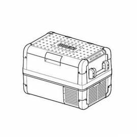 Waeco - CFX50 - części lodówki