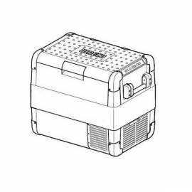 Waeco - CFX65 - części lodówki