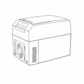 Dometic - TCX 14 - spare parts of fridge