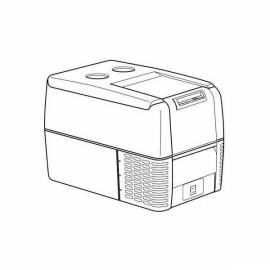 Dometic - CDF 36 - spare parts of fridge