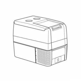Dometic - CDF 46 - spare parts of fridge