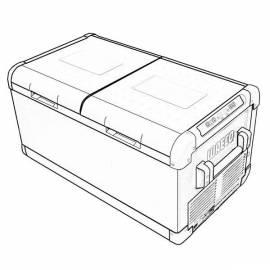 Waeco - CFX95 - części lodówki
