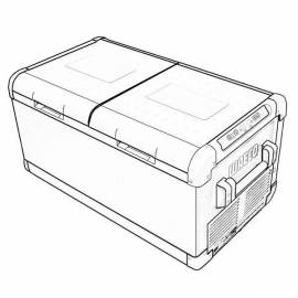 Waeco - CFX95 - spare parts of fridge