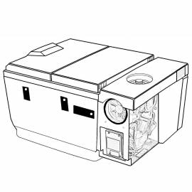 Renault Range T Gama – spare parts of fridge