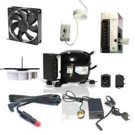 Accessories and spare parts to fridges