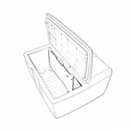 Scania 4 - AC191 - części lodówki