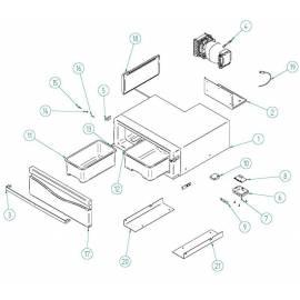 Scania R - S44 - запасные части для автомобильный холодильника